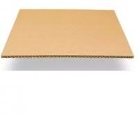 Листы гофрированного картона